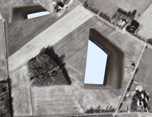 Jean van Wijk: Landtuin 134